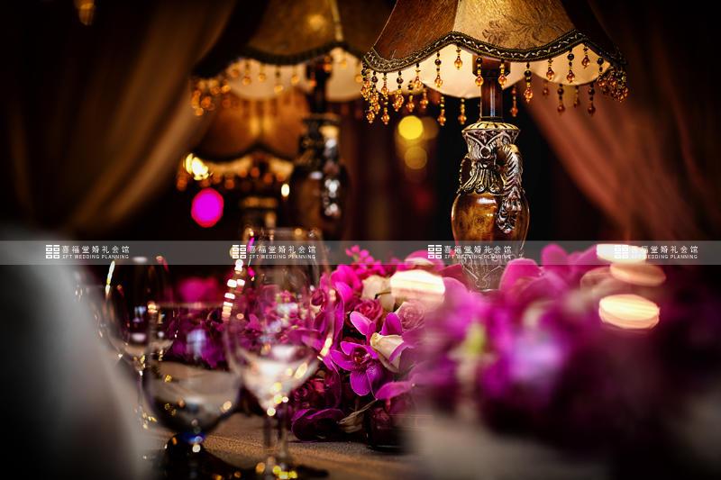 热门图片 - 餐桌布置,欧式 - 幻熊婚礼素材开放平台